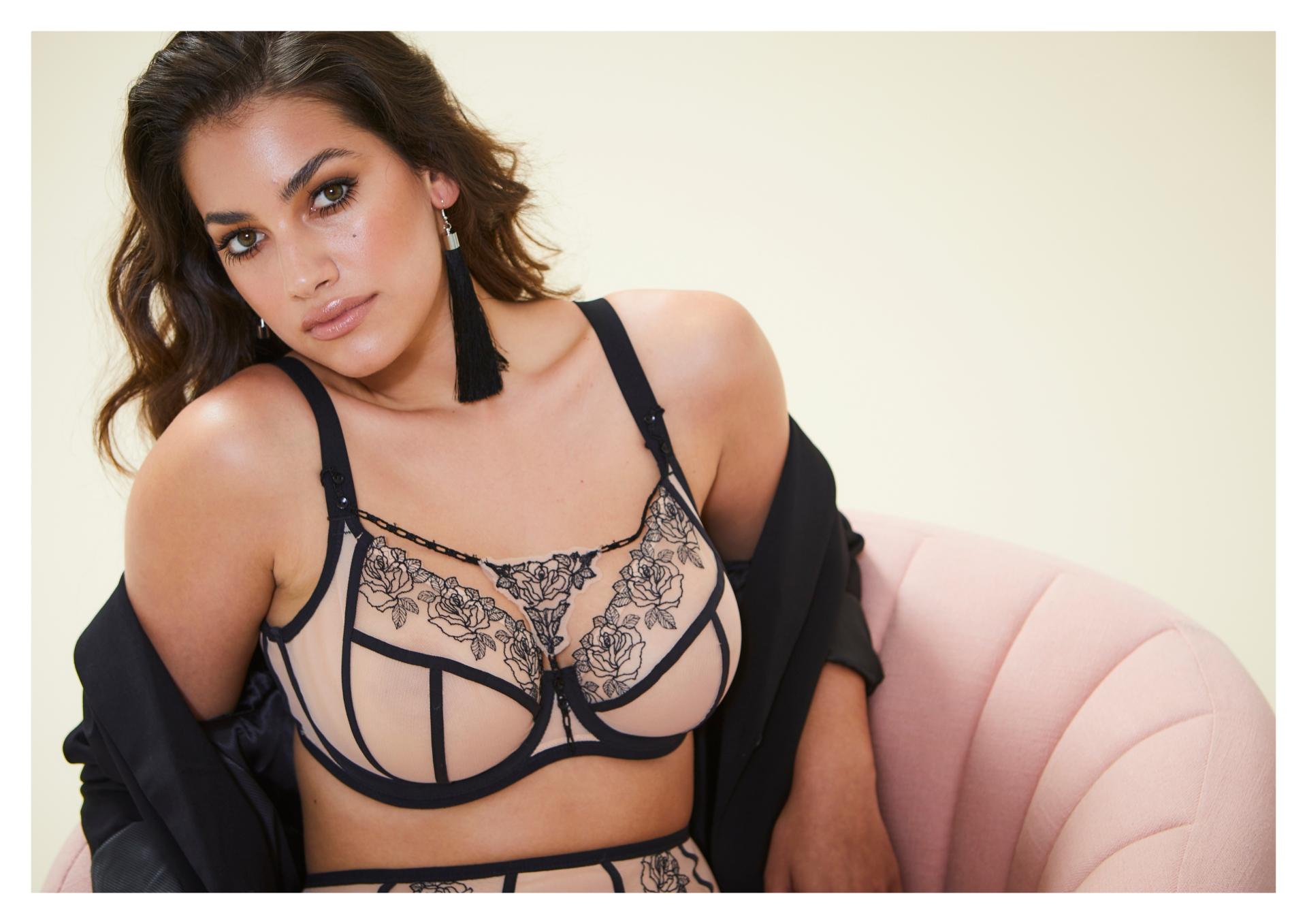 SBE lingerie test LORENA HR