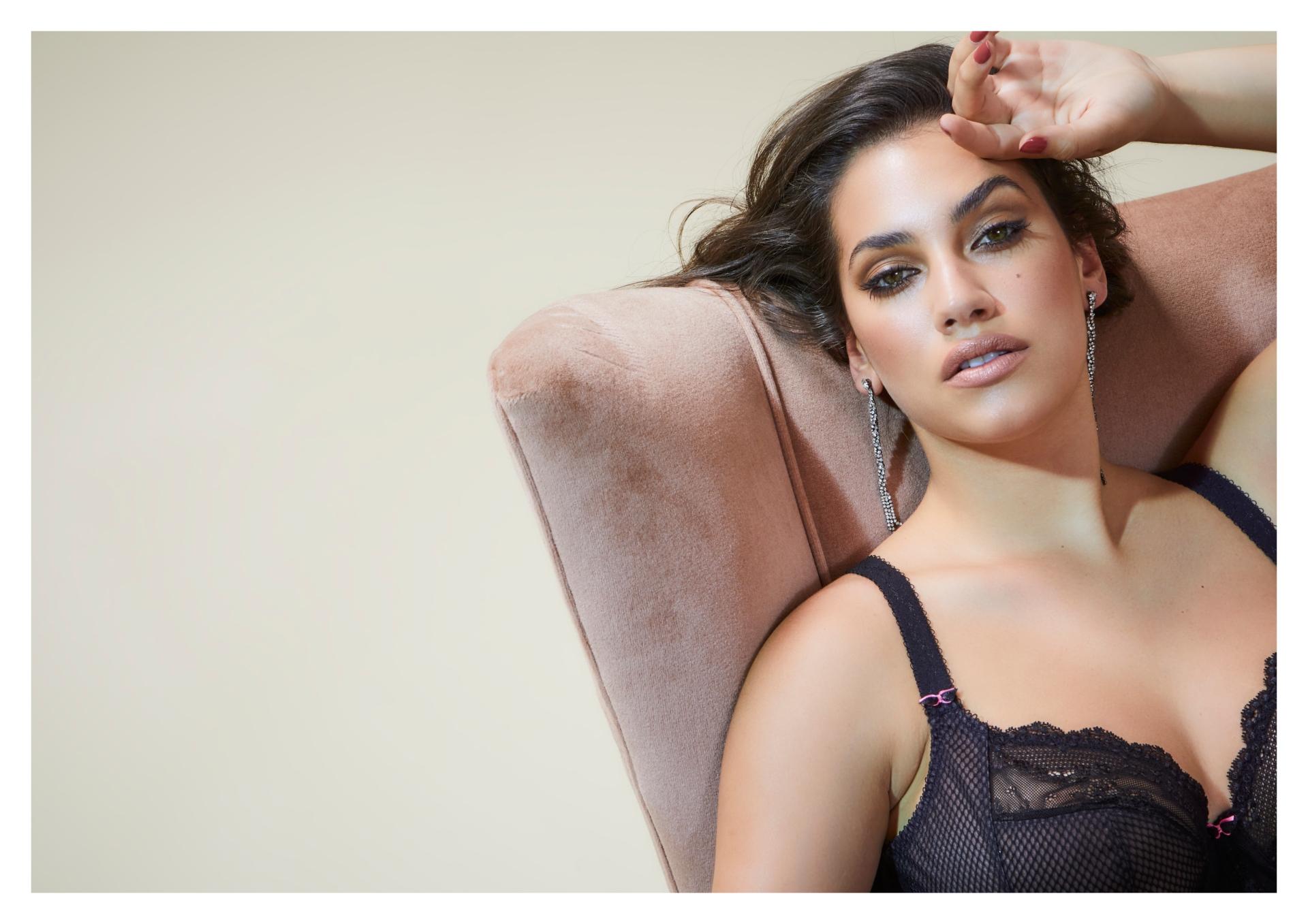 SBE lingerie test LORENA HR13