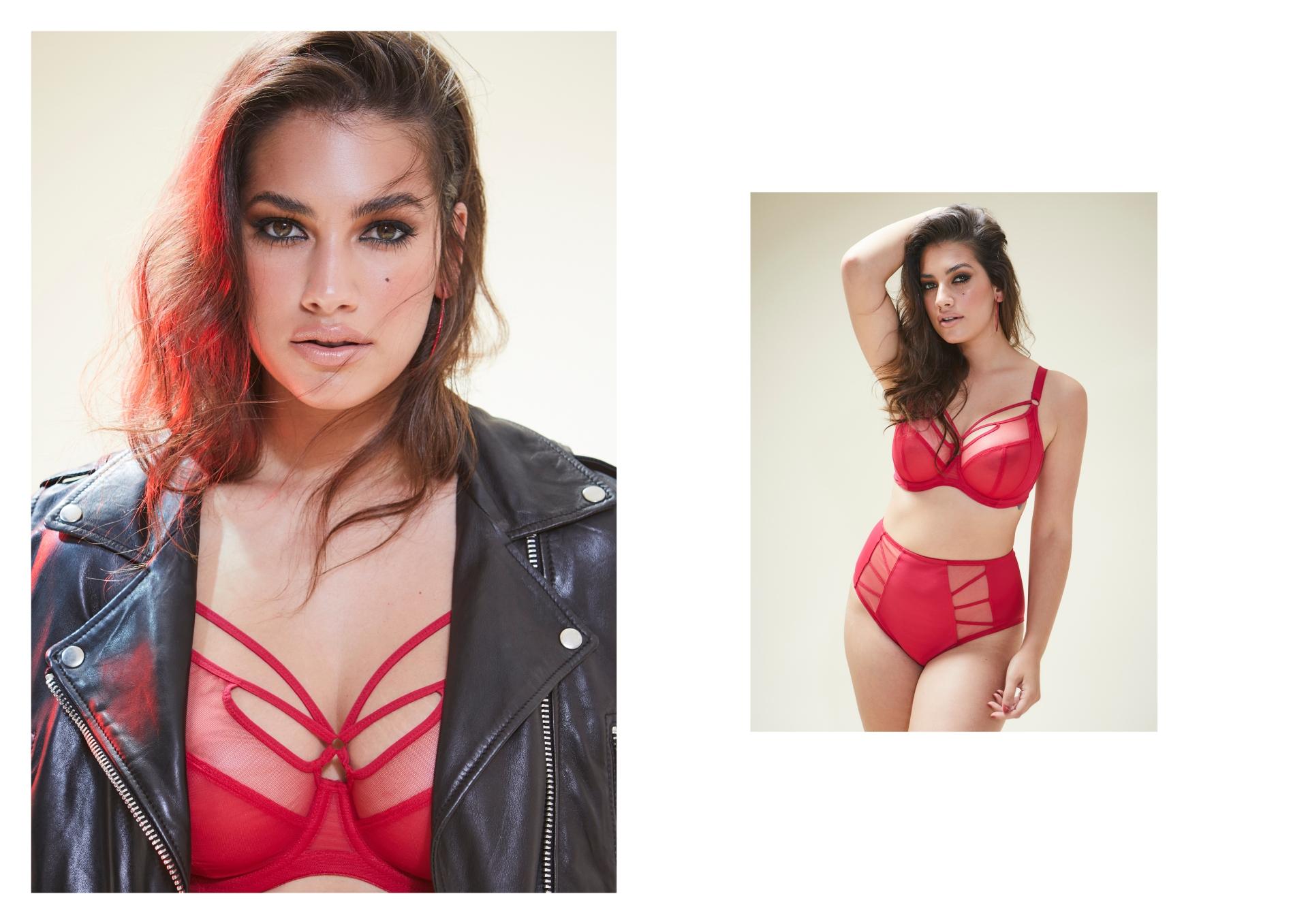SBE lingerie test LORENA HR9