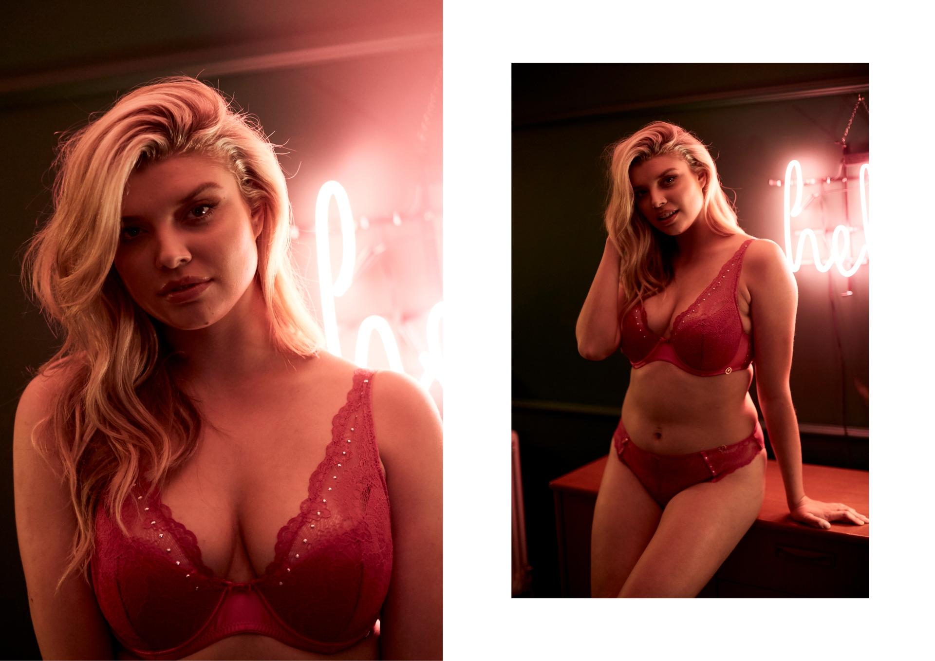 Eleanor lingerie SS19